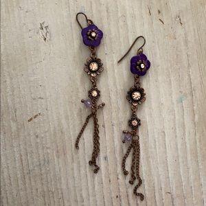 Les Nereides earrings